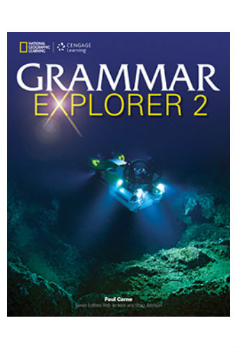 Grammar Explorer 2 - Student Text + Online Workbook package