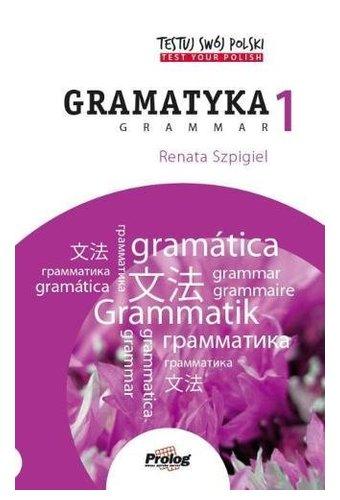 Testuj swoj polski: Gramatyka 1