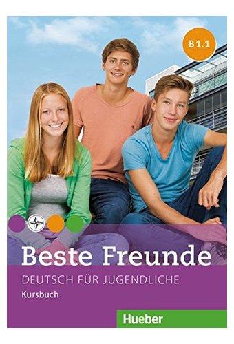 Beste Freunde: Kursbuch B1/1