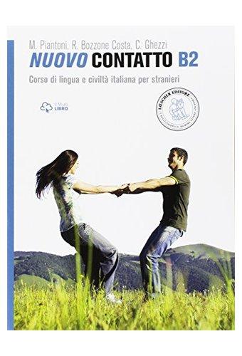 Nuovo Contatto: Volume B2 (Manuale + Eserciziario)