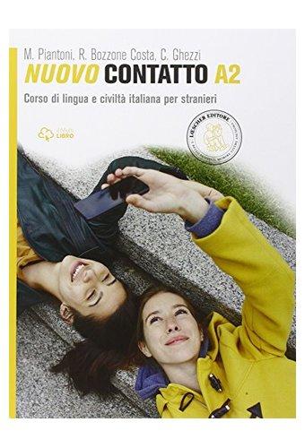 Nuovo Contatto: Volume A2 (Manuale + Eserciziario)