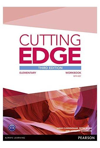 Cutting Edge: 3rd Edition Elementary Workbook with Key