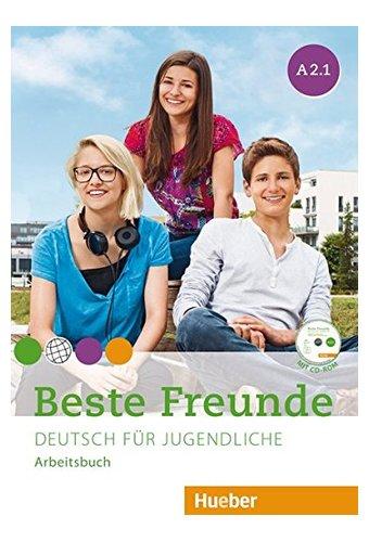 Beste Freunde: Arbeitsbuch A2/1 MIT CD-ROM