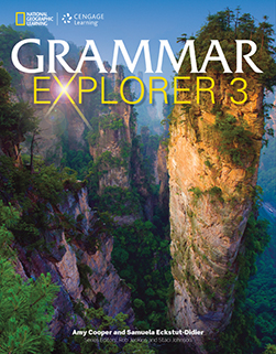 Grammar Explorer 3 - Student Text + Online Workbook package