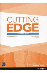 Cutting Edge: 3rd Edition Intermediate Workbook with Key