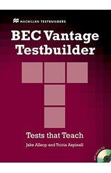 Bec Vantage Testbuilder & CD Pk