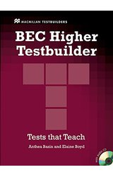 BEC Testbuilder Higher Student Book Pack [student Book + CD]