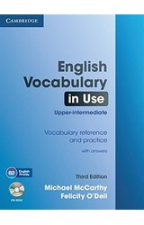 English Vocabulary in Use: Upper-intermediate with Answers and CD-ROM