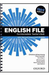 English File: Pre-intermediate: Teacher