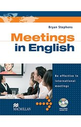 Meetings in English Pack