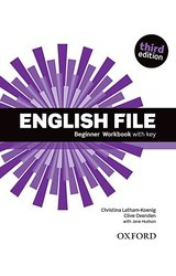 English File: Beginner: Workbook with key