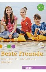 Beste Freunde: Arbeitsbuch A1/1 mit CD-Rom