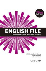 English File: Intermediate Plus: Workbook with Key