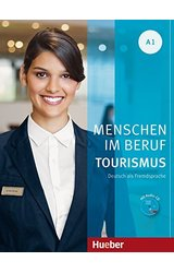 Menschen Im Beruf Tourismus: Kursbuch A1 + CD