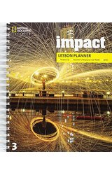 Impact 3: Lesson Planner + Audio CD + TRCD + DVD
