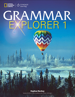 Grammar Explorer 1 - Student Text + Audio CD package